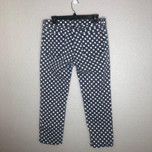 kate spade Pants & Jumpsuits - Kate Spade Perry Street Plaid Ankle Pants